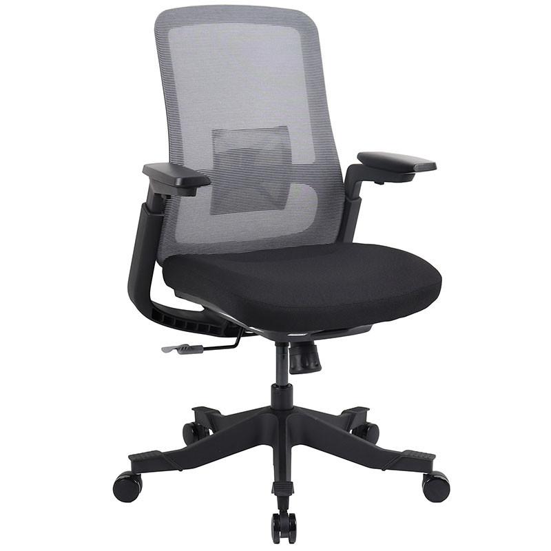 YoGA Future - Active Sitting Kontorstol - Ryg Bevæger Sig Side Til Side