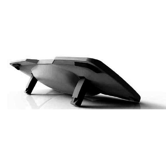 YoGA Pedal - Fodskammel og Balance Skammel Med Anti Fatique