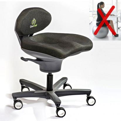 Ergonomisk stol med Active Sitting - CoreChair