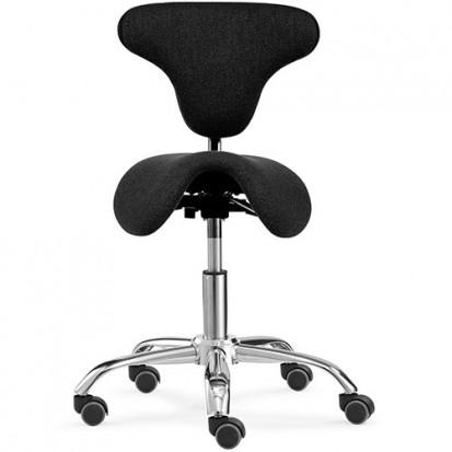 MyChair Saddle 7 - Sadelstol Med Ryglæn Og Sædetilt