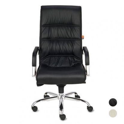"""Nexus Comfort Læder Kontorstol - aka """"Flyderen"""""""