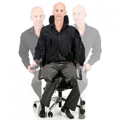 YoGA 4D Active Seating - 360grader Bevægeligt Sæde