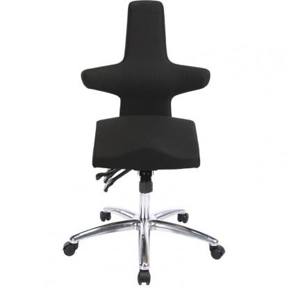 YoGA Y - Arbejdsstol med sæde tilt