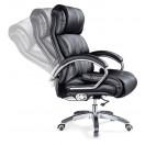 Phatt Albert kontorstol i læder med recliner funktion
